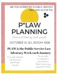 P*LAW Planning Chat and Meeting
